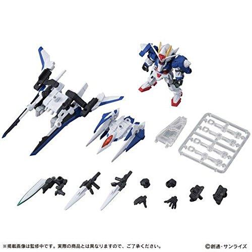Mobile Suit Ensemble EX 06 B 00 Gundam & XN Raiser Set