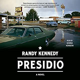 Presidio audiobook cover art