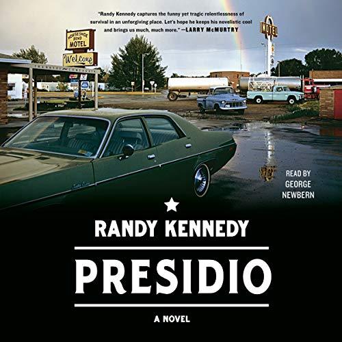 Presidio audiobook cover art