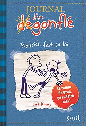 Journal d'un Dégonflé - Rodrick fait sa loi (JOURNAL DUN DEGONFLE)