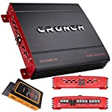 Crunch PX 1000.2 Power Amplifier (Class Ab, 2 Channels, 1,000 Watts Max)