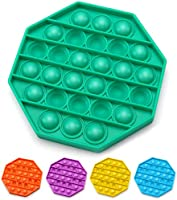 AnanBros Push Pop Bubble Fidget Sensory Toy, Pop Pop Fidget Toy Gifts for Boys and Girls, Stress Relief and Anti-Anxiety...