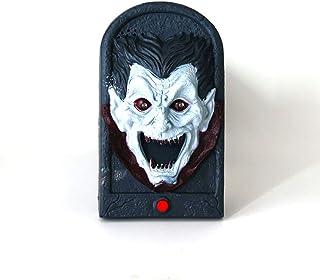 10 piezas Newin Star Vampire False Teeth Fangs Dentaduras Cosplay Props Disfraz de Halloween Props Favores de fiesta Decoraci/ón