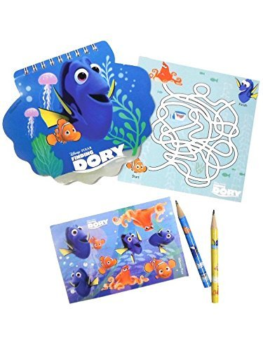 amscan Finding Dory Favour Pack 24pc by