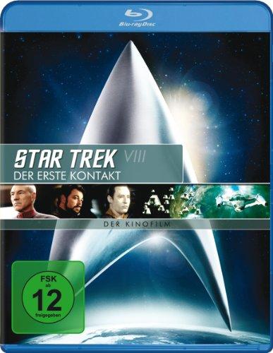 Star Trek 8 - Der erste Kontakt [Blu-ray]