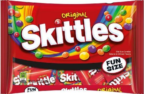 Skittles Fun Tasche sortiert