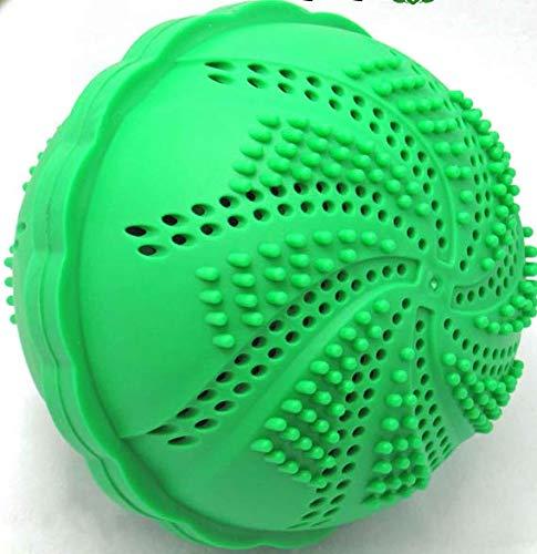 Washball Ball ECO SPIN - 2 Einheiten umweltfreundlich - Waschmittelalternative aufgezeichnet 1000 Ladungen Washball Waschmaschine BH Tasse