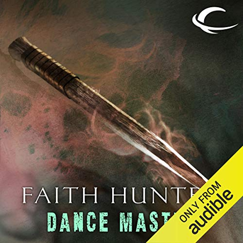 Dance Master audiobook cover art
