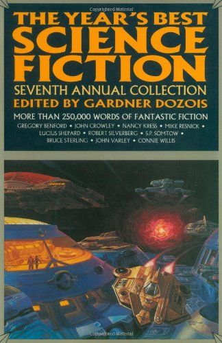The Year's Best Science Fiction : Seventh Annual Collection