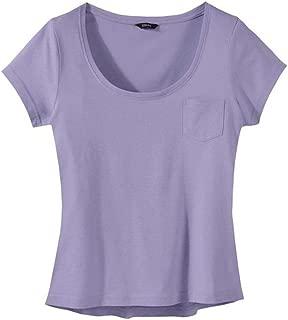 Esmara Damen Longshirt T-Shirt Gr L 44//46 Slub-Garn Optik 100/% Baumwolle