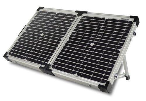 Go Power! (GP-PSK-40 40W Portable Solar Kit with 10 Amp Solar Controller