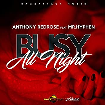 Busy All Night (feat. Mr. Hypen) - Single