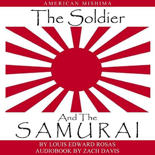The Soldier and the Samurai audiobook cover art