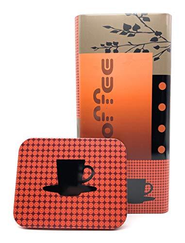 Nostalgic Design Kaffeedose für 1kg Kaffee - Vintage Vorratsdose für Kaffeeliebhaber - Kaffeebehälter auch geeignet für Kaffeepads