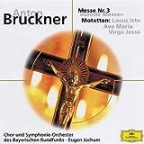 """Messe 3 F-Moll """"Grosse Messe""""/Motetten - ugen Jochum"""