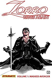 Zorro Rides Again Volume 1: Masked Avenger