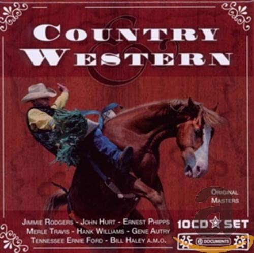 Country & Western - Wallet Box