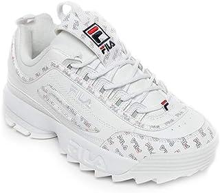 Fila Womens Disruptor 2 Multiflag Sneaker