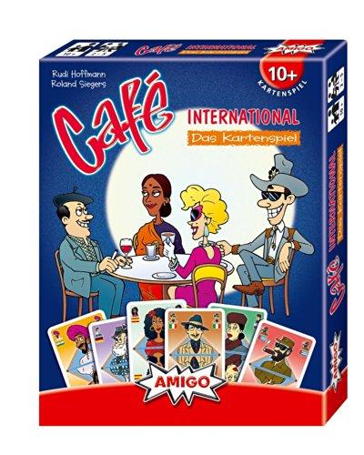 Vedes Café International Kartenspiel