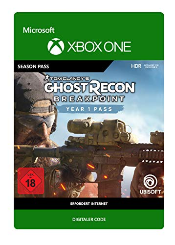 Tom Clancy's Ghost Recon Breakpoint: Year 1 Pass | Xbox One - Download Code