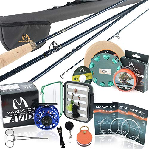 Maxcatch Nymphing Fly Fishing Rods