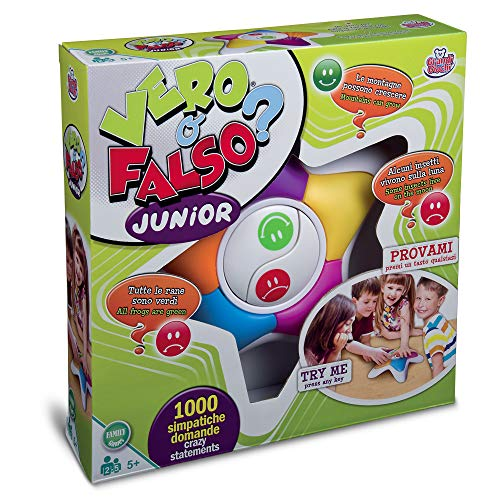 Grandi Giochi- Vero o Falso Junior, GG01306