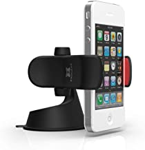 EXOGEAR up to 5.5-inch smartphone holder exomount2 black E1778EM2