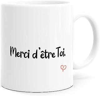 Mug Humour Amour Tasse Message drôle. Idée Cadeau Original Amis Couple Amoureux Collègue Frère Sœur Mari Femme Fiancés pou...