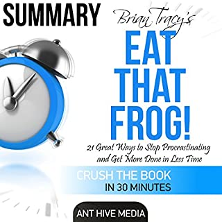 Brian Tracy's Eat That Frog! cover art