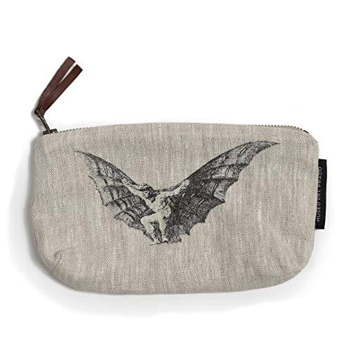 Estuche de lino Museo del Prado 'Modo de volar-Goya'