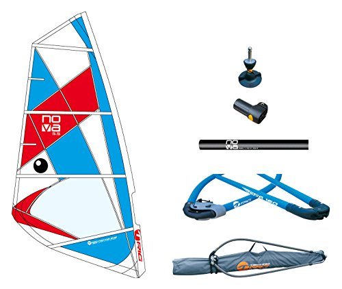 BIC Sport Nova Complete Windsurfing Rig, 5.0 Square Meter