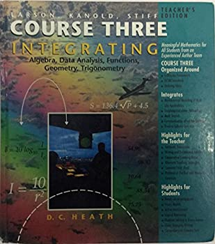 Unknown Binding Course Three Integrating Course Three-Teacher's Edition Book