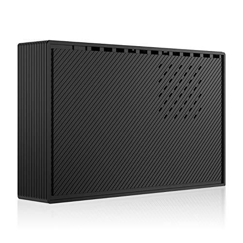 MARSHAL SHELTER 【据え置き】 3.5インチ 外付け HDD 【3TB】 据え置き USB 3.0 搭載 TV録画対応