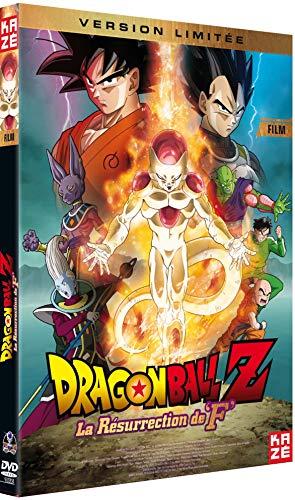 Dragon Ball Z : La Résurrection de « F » -Le Film [Édition Limitée]