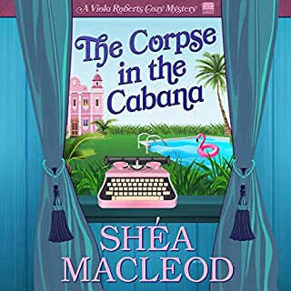 The Corpse in the Cabana: A Viola Roberts Cozy Mystery cover art