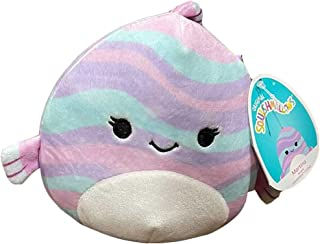 Squishmallows Official Kellytoy 5 Inch Soft Plush Squishy Toy Animals (Martina Fish)