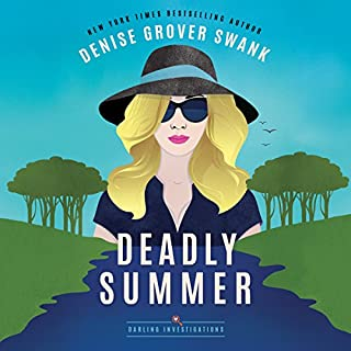 Deadly Summer audiobook cover art