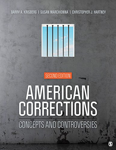 American Corrections: Concepts and Controversies (NULL)