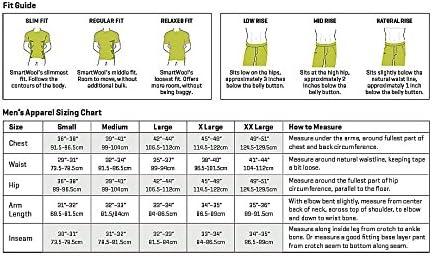 Smartwool Mens Merino 250 Baselayer Pattern Bottom