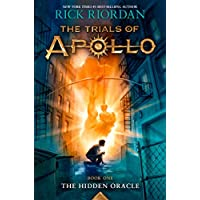 The Trials of Apollo, Book One: The Hidden Oracle Kindle Edition by Rick Riordan