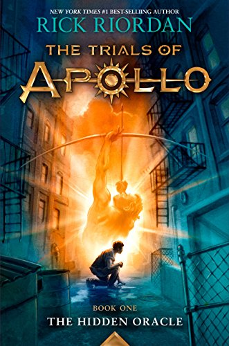 The Trials of Apollo, Book One: The Hidden Oracle (English Edition)