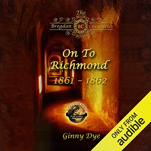 On to Richmond audiobook cover art