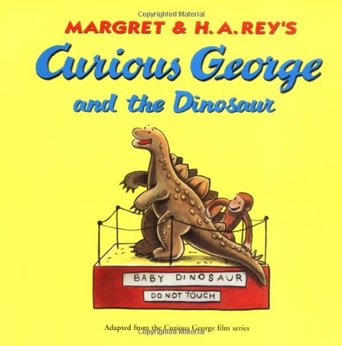 Curious George and the Dinosaurの詳細を見る