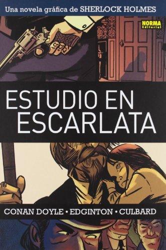 SHERLOCK HOLMES 1  ESTUDIO EN ESCARLATA (CÓMIC USA)