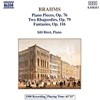 Klavierstuecke Op.76+79+1