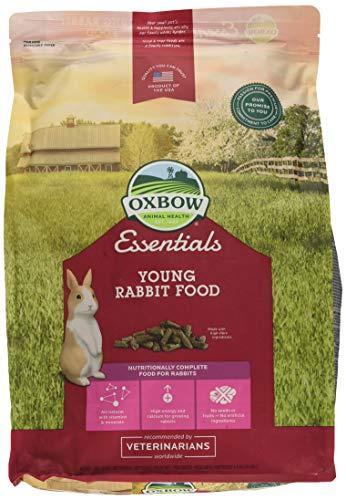 Bunny Basics 15/23 Petlife Oxbow entièrement doublé pour Les Jeunes Lapins, 4,5 kg