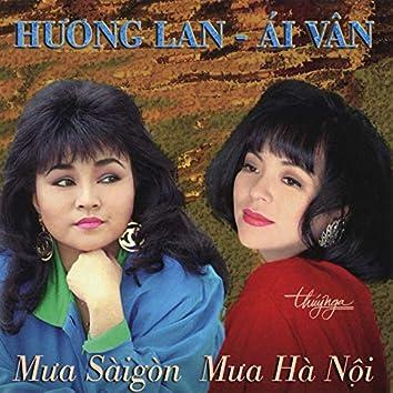 Mưa Sàigòn, Mưa Hà Nội