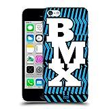 Head Case Designs BMX De Moto-Cross De Bicyclette Live BMX Coque Dure pour l'arrière Compatible avec iPhone 5c