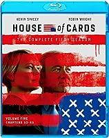 ハウス・オブ・カード 野望の階段 SEASON5 ブルーレイ コンプリートパック [Blu-ray]