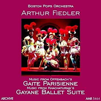 Gaite Parisienne and Gayane Ballet Suite